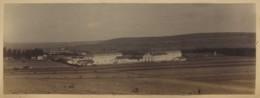 Commercy . Albumine Circa 1890 . Vue Panoramique Des Casernes . - Photos