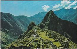 1320 PERU - VISTA COMPLETA DE MACHUPICCHU - Peru