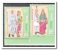 Nepal 2017, Postfris MNH, Costums - Nepal
