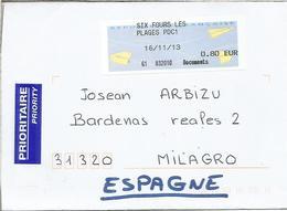 FRANCIA CC ATM SIX FOURS LES PLAGES - France