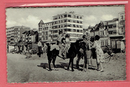 La Panne 1956 - Promenade - De Panne