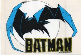 Autocollant BATMAN - Aufkleber