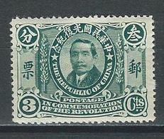 China Mi 126 * MH - 1912-1949 Repubblica
