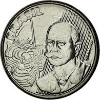 Monnaie, Brésil, 50 Centavos, 2008, SPL, Stainless Steel, KM:651a - Brésil
