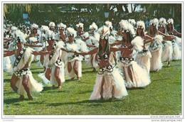 "TAHITI  -  Le  GROUPE   ,"" HEIVA""  Aux Fetes Du14 Juillet  à TAHITI  En 1969 - Tahiti"