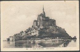 MONT SAINT MICHEL - Côté Nord-est - Le Mont Saint Michel