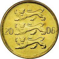 Monnaie, Estonia, 10 Senti, 2006, No Mint, SPL, Aluminum-Bronze, KM:22 - Estonie