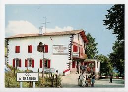 ESPAGNE - COL D'IBARDIN - Frontière - Venta Ibardin - Navarra (Pamplona)