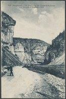 DAUPHINE - De Grenoble Au Villard-de_Lans, Les Gorges D'Engins - Grenoble