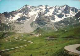 Dep 05 , Cpm Col Du LAUTARET , Alt. 2058 M. , Vue Prise De La Route Du Galibier   (D09.157) - Francia