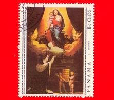 PANAMA - Nuovo - 1967 - Il Voto Di Luigi XIII, Dipinto Di Dominique Ingres (1780-1867) - 0.05 - Panama