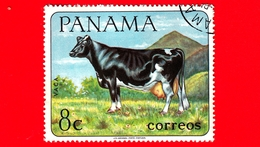 PANAMA - Nuovo - 1967 - Animali Domestici - Mucca - Cow (Bos Primigenius Taurus) - 8 - Panama