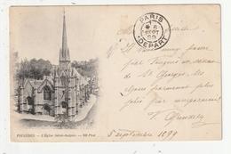 FOUGERES - L'EGLISE SAINT SULPICE (AVANT 1900) - 35 - Fougeres