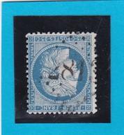 N° 60 C  GC  2813  PERIGUEUX  /  DORDOGNE  REF ACDIV - 1871-1875 Ceres