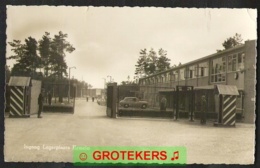 ERMELO Ingang Legerplaats Ca 1962  Militaire Wacht - Ermelo