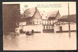 2288  LIEGE  - Crue De La Meuse 1925 - Place Des Déportés - Saint Léonard Outils - Luik