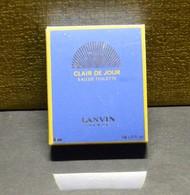 Miniature CLAIR DE JOUR LANVIN 4 ML - Miniatures Femmes (avec Boite)