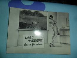 Cartoline Lago Maggiore VIGNETTA - Humor