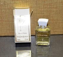 Miniature YVES SAINT LAURENT 7.5 ML - Miniatures Femmes (avec Boite)