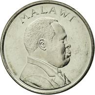 Monnaie, Malawi, 10 Tambala, 1995, TTB+, Nickel Plated Steel, KM:27 - Malawi