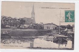 44    SAINT MEME ----Le Bourg Et Le Port     *Belle CPA - France