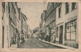 Siegburg  - Holzgasse - Stamp 4th BN The Cheshire Regiment - Siegburg
