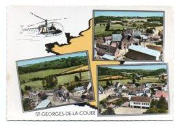 GF (72) 1927, Saint St Georges De La Couée, Sofer 170, Multi-vues - Autres Communes