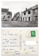 GF (72) 1984, Sainte Ste Cérotte, Delourmel, Le Bourg, Café Bar Tabac Papillon - France