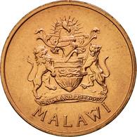Monnaie, Malawi, 2 Tambala, 1995, SUP, Copper Plated Steel, KM:25 - Malawi