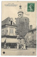 BOURBON L'ARCHAMBAULT - La Tour Quiqu'engrogne - Bourbon L'Archambault