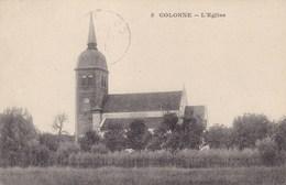 Jura - Colonne - L'église - Otros Municipios