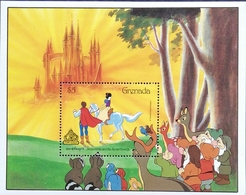 Grenada 1981 Cinderella S/S - Grenada (1974-...)