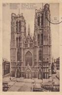 Brussel, Bruxelles, Eglise Ste Gudule (pk53942) - Monuments, édifices