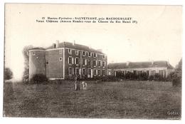 65 - SAUVETERRE Près MAUBOURGUET Vieux Château (Ancien Rendez Vous De Chasse Du Roi Henri IV) - France