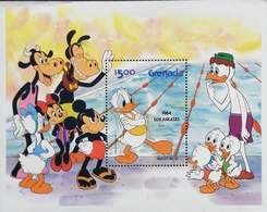 Grenada 1984 Donald Duck S/S - Grenada (1974-...)