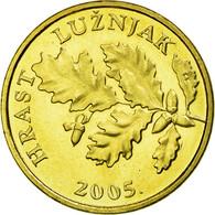 Monnaie, Croatie, 5 Lipa, 2005, SPL, Brass Plated Steel, KM:5 - Croatie