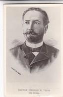DOCTOR VIRGILIO M TEDIN. JUEZ FEDERAL. CIRCA 1940s L'ARGENTINE. ILUST SUD AMER - BLEUP - Politieke En Militaire Mannen
