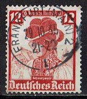 DR 1935 // Mi. 593 O (033..067) - Deutschland