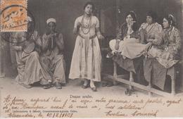 CPA Précurseur Egypte - Danse Arabe (belle Scène) - Egypt
