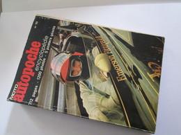 REVUE   AUTOPOCHE   1973  6 Revues   39 40 41 42 43 44  (incomplet Manque 4 Posters) - Auto/Motor