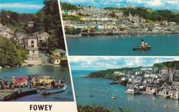 Postcard  Fowey Cornwall My Ref  B12794 - England
