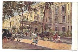 EGYPTE - LE CAIRE - Hôtel Shepheard - Le Caire
