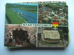 Luxemburg Luxembourg Stadtbredimus - Postkaarten