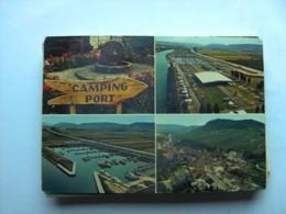 Luxemburg Luxembourg Schwebsange Camping - Postkaarten