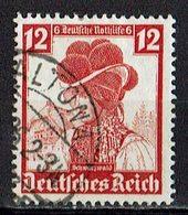 DR 1935 // Mi. 593 O (033..074) - Gebraucht