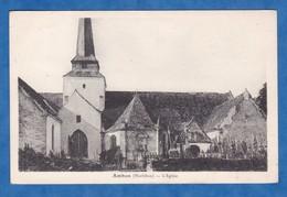 CPA - AMBON - L' Eglise - 1946 - Morbihan - Prés Muzillac Surzur Damgan Bretagne - Sin Clasificación