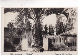 150 ANIVERSARIO. TRINIDAD. ESCUELA AL AIRE LIBRE. CIRCA 1940s NON CIRCULEE - BLEUP - Trinidad