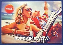 Albania, Taste The Feeling, Coca Cola - Cartoline