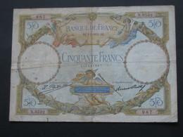 50 Francs - Cinquante Francs LUC OLIVIER MERSON  1931 - TYPE 1927 -     **** EN ACHAT IMMEDIAT ***** - 50 F 1927-1934 ''Luc Olivier Merson''