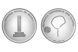 "PORTUGAL 7,5 Euro  2.018  2018  ""EDUARDO SOUTO DE MOURA""  CU-NI  SC/UNC   T-DL-12.250 - Portugal"